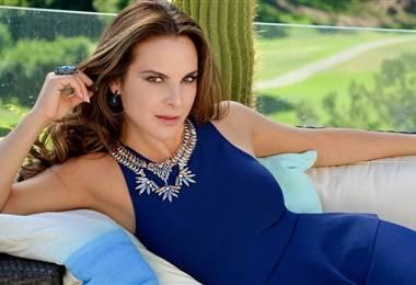 Kate del Castillo, imagen tomada de Facebook.