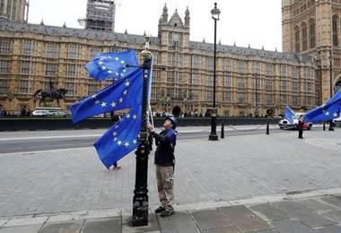 Día decisivo en el Reino Unido para la ley de salida de la Unión Europea