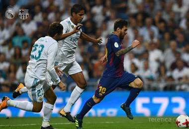 Lionel Messi, estrella del FC Barcelona.