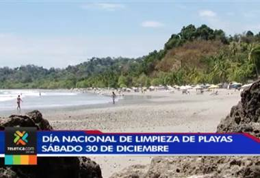 Este sábado usted puede ser parte del Día Mundial de Limpieza de Playas