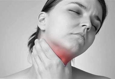 Conozca más sobre las infecciones de la garganta