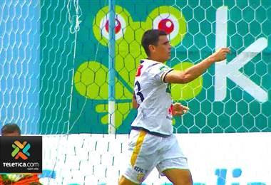 Johnny Acosta deja a Herediano para jugar en Colombia