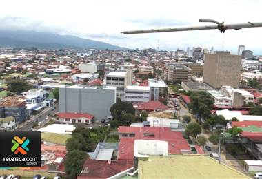15 temblores en menos de 2 horas en Guanacaste producto de sismo de 7.6 en Honduras
