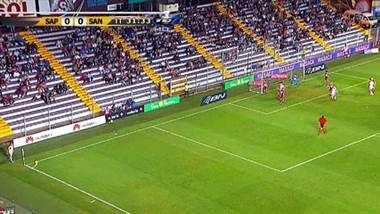 Reviva el partido Saprissa vs Santos 10 Enero 2018