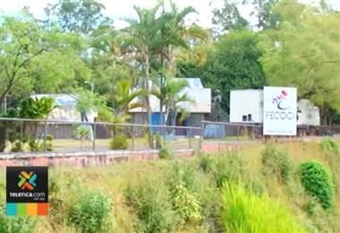 Instalaciones de Federación Costarricense de Ciclismo en La Sabana están muy deterioradas