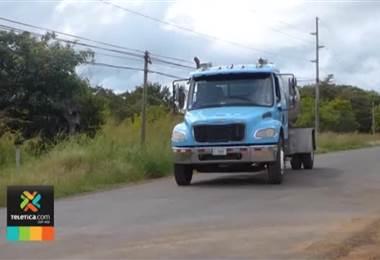 Vecinos de Sardinal y el gobierno intentan llegar a un acuerdo por el conflicto del agua