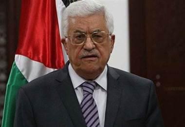 """Presidente palestino califica oferta de paz de Trump de """"bofetada del siglo"""""""