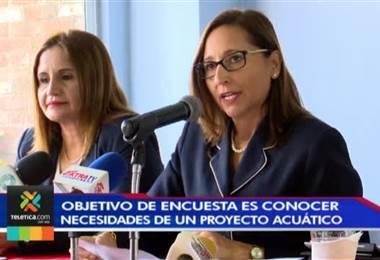 Proyecto modernizaría piscina María del Milagro en La Sabana