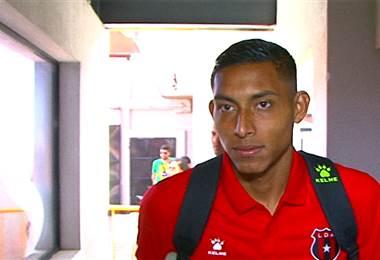 Alajuelense recuperó a Mauricio Vargas, Adonis Pineda y a Esteban Marín