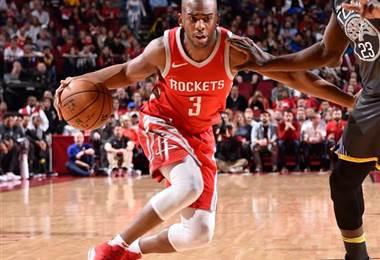 Chris Paul, jugador de los Houston Rockets.