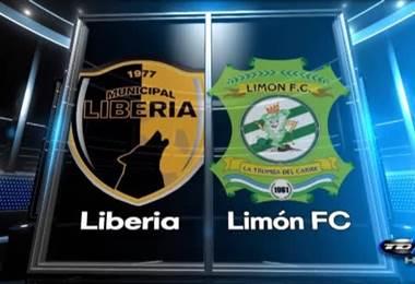 Fútbol Nacional: Liberia 3 - 1 Limón 21 Enero 2018