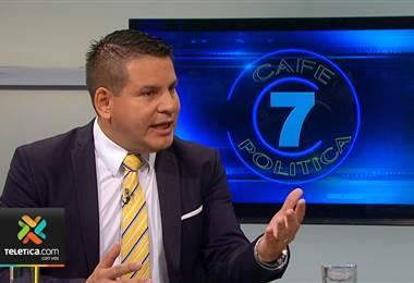 Café Política: Candidato Fabricio Alvarado Muñoz