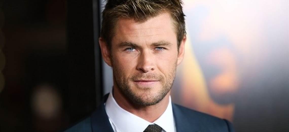 Resultado de imagen para El actor australiano Chris Hemsworth,