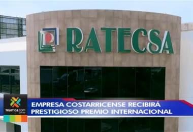 Empresa costarricense recibirá prestigioso premio internacional por calidad y servicio