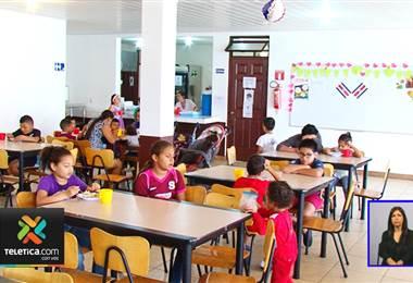 Comedor infantil de Dos Cercas de Desamparados podría cerrar sus puertas