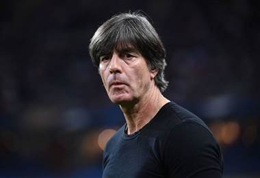 Joachim Löw, técnico de la Selección de Alemania.