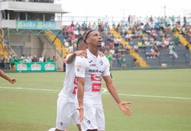 El cubano Marcel Hernández, delantero del Cartaginés. Prensa Cartaginés