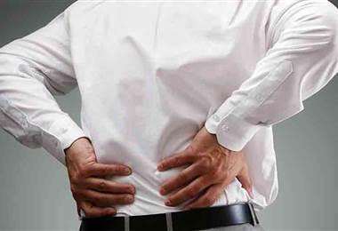¿Cuáles son las razones por las que se produce el dolor de espalda?