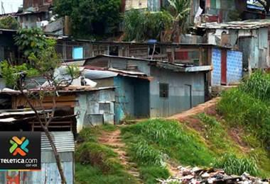 Número de hogares costarricenses en pobreza se ha más que duplicado en los últimos veinte años