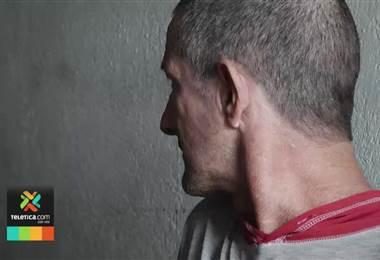 Hombre brutalmente asaltado en Tarrazú y que pasó penurias junto a sus ancianos padres recibió ayuda