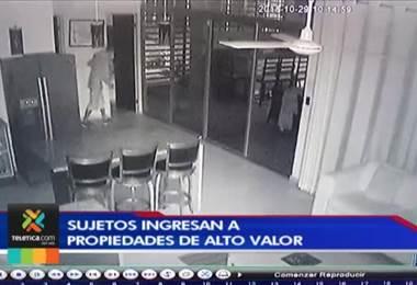 OIJ de Orotina busca a sospechosos de robar en viviendas