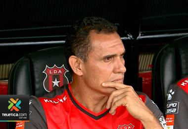 Luis Diego Arnáez tiene marca perfecta ante Herediano en esta etapa con Alajuelense