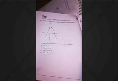 MEP suspende prueba de matemáticas de bachillerato que se realizaría este miércoles en todo el país
