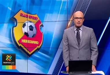 Herediano viajó a Honduras en busca del título de la Liga Concacaf