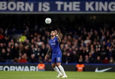 Emerson Palmieri del Chelsea. AFP