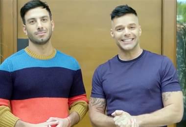 Fast news: Ricky Martin quiere ampliar su familia