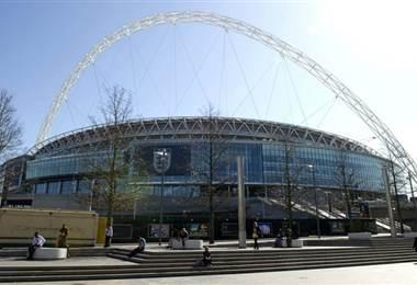 Wembley. AFP