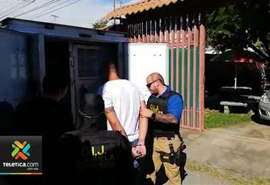 Decomisos de droga en Alajuela.