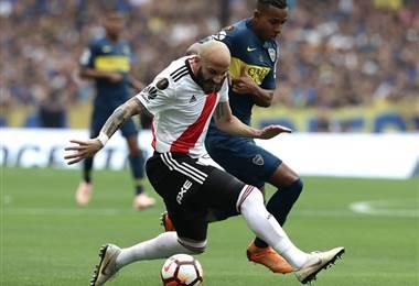 Tomada del Facebook de la Conmebol Libertadores