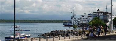 Ferry de Paquera. MOPT