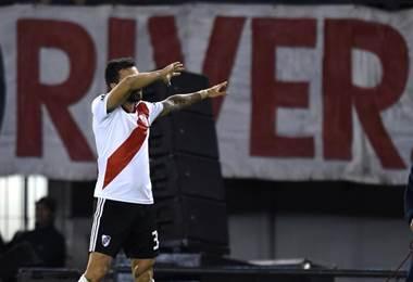 Tomada del perfil de Facebook de River Plate