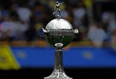 Trofeo Copa Libertadores.|AFP