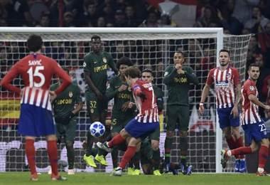 Atlético de Madrid-AFP