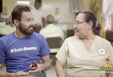 Héroes Solo Bueno: enfermos terminales de Guanacaste tienen un ángel en doña Maritza