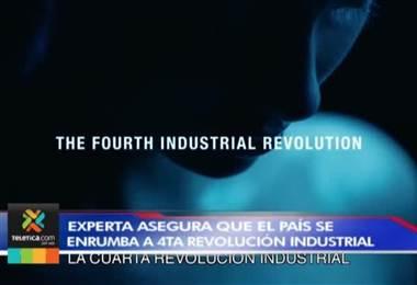 Experta asegura que el país se enrumba a la cuarta revolución industrial