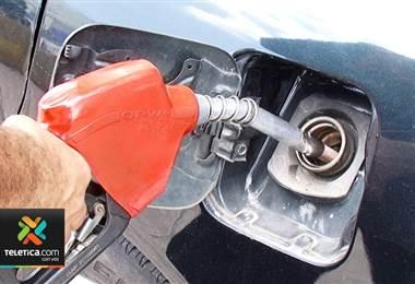 Recope solicitará un nuevo ajuste en el precio de los combustibles