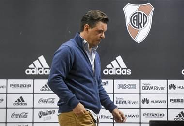 Marcelo Gallardo. AFP