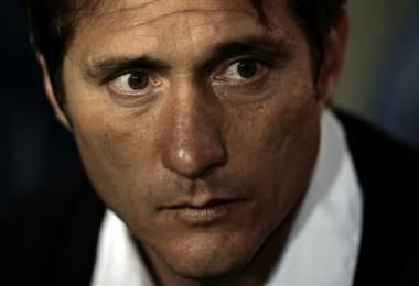 Barros Schelotto. AFP