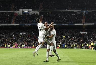 Real Madrid  AFP.