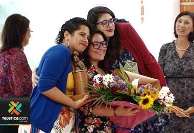Periódico bilingüe de Guanacaste ganó premio nacional por la igualdad y equidad de género