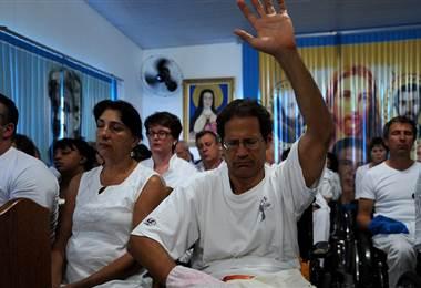Las consultas de Juan de Dios son gratuitas