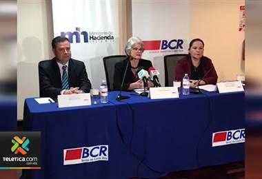 BCR y Hacienda firmaron acuerdo de pagos para fusión por absorción de Bancrédito