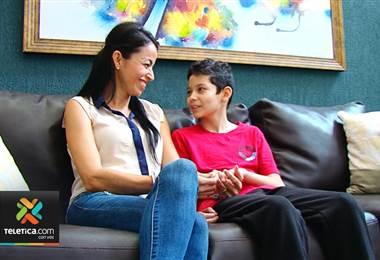 Donaciones permitieron a joven tico operarse de extraño cáncer en EE. UU.