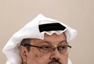 Jamal Khashoggi. AFP.
