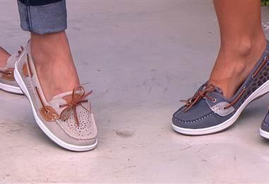 Le presentamos nuevas opciones de calzado náutico para esta temporada