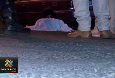 El OIJ investiga muerte de un hombre que intentó defender a otra persona de un asalto